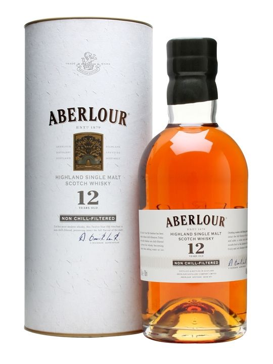 Aberlour Non Chill-Filtered 12 YO
