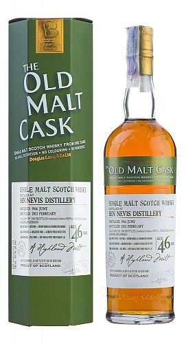 Ben Nevis 46 YO, 1966, The Old Malt Cask, Douglas Laing