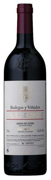 Bodegas y Vinedos Alion 2004