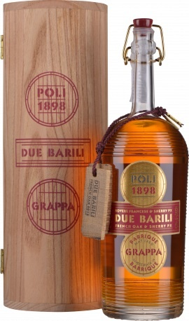 Poli Grappa Due Barili 2 YO