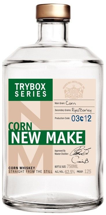 Trybox Series Corn New Make Whiskey