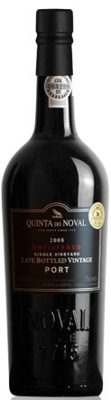Quinta do Noval Late Bottled Vintage Unfiltered 2008