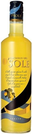 Valsa Nuova Perlino Limoncello Limonaie Del Sole Set 6 Bottles