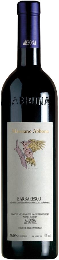 Вино Marziano Abbona Barbaresco 2012 (Марциано Аббона ...