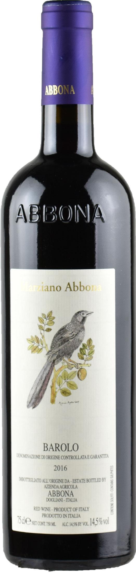 Вино Marziano Abbona Barolo 2016 (Марциано Аббона Бароло ...