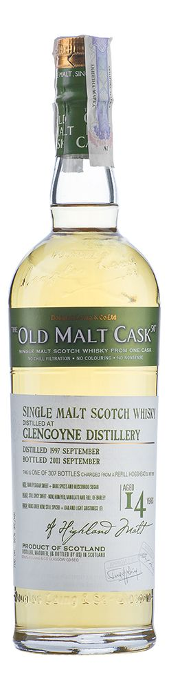 Glengoyne 14 YO, 1997, The Old Malt Cask, Douglas Laing - 2