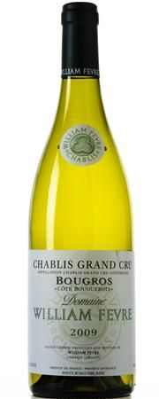 William Fevre Chablis Grand Cru Bougros 2009