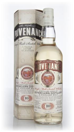 Arran 10 YO, 1997, Provenance, Douglas Laing