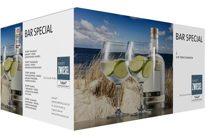 Schott Zwiesel Gin Tonic 710ml Set of 2 - 2
