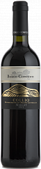 Вино Borgo Conventi Collio Merlot 2013 Set 6 Bottles