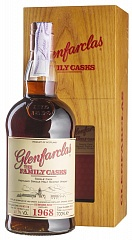 Виски Glenfarclas The Family Cask 1968/2016 Release S16