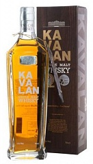 Виски Kavalan Single Malt Whisky
