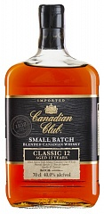 Виски Canadian Club Classic 12 YO Set 6 bottles