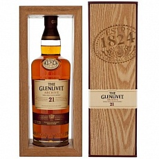 Виски The Glenlivet Archive 21 YO