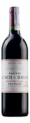 Вино Chateau Lynch Bages 5eme GCC 1995