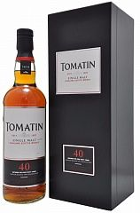 Tomatin 40 YO Limited Edition 1967/2007