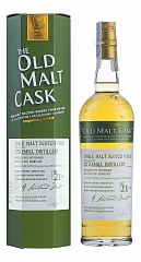 Виски Littlemill 21 YO, 1991, The Old Malt Cask, Douglas Laing