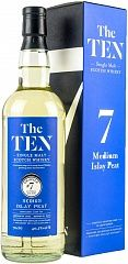 The Ten #07 Medium Islay Peat