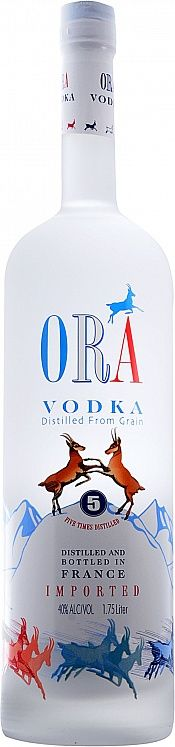 Ora Blue Vodka 1,75l