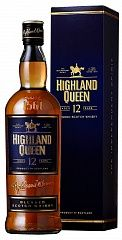 Highland Queen 12 YO Set 6 Bottles