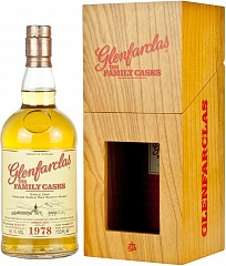 Виски Glenfarclas The Family Cask 1978