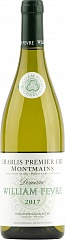 Вино William Fevre Chablis Premier Cru Montmains 2017