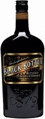 Black Bottle Set 6 Bottles