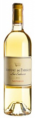 Chateau de Fargues 2010