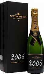 Moet & Chandon Grand Vintage Blanc 2006