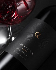 Вино Quoin Rock Red Blend 2015