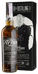 Виски Arran 12 YO James MacTaggart's 12th Anniversary