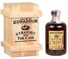 Виски Edradour 10 YO 2008/2019 Straight From The Cask Sherry 500ml