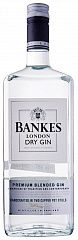 Bankes London Dry Gin 1L Set 6 Bottles