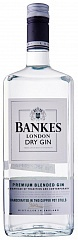 Джин Bankes London Dry Gin 1L Set 6 Bottles