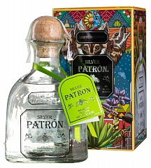 Текила Patron Silver Limited Edition