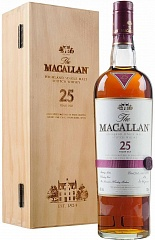 Виски Macallan Sherry Oak 25 YO 2011 Release