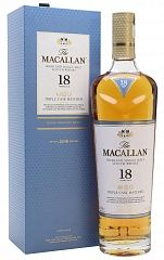 Macallan 18 YO Triple Cask Matured