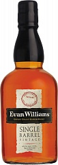 Виски Evan Williams Single Barrel Vintage 2011