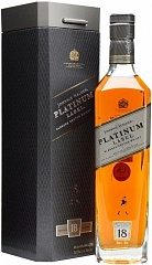 Виски Johnnie Walker Platinum Label 18 YO