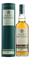 Glen Scotia 20 YO, 1992, Hart Brothers