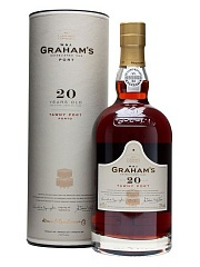 Вино Graham's Port Tawny 20 YO