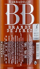 Бренди Barbadillo Brandy de Jerez Solera «BB» Set 6 Bottles