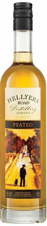 Hellyers Road Peated