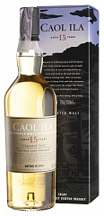 Caol Ila 15 YO Unpeated 2016 Bottling