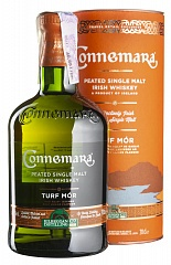 Виски Connemara Turf Mor Set 6 bottles