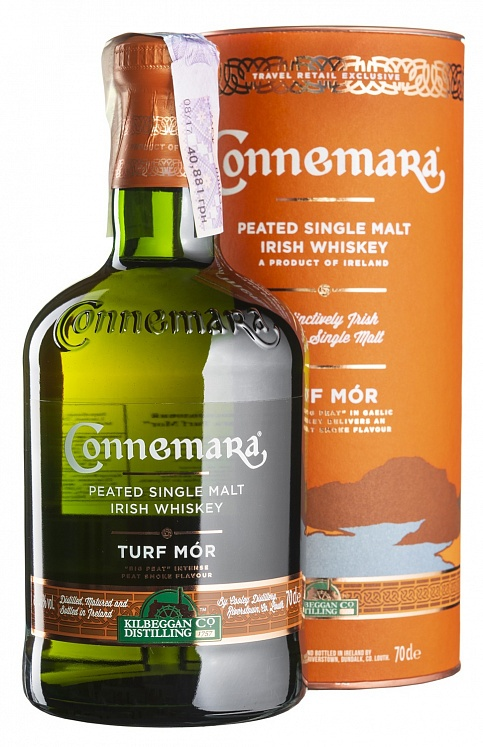 Connemara Turf Mor Set 6 bottles