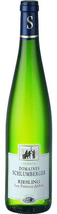 Domaines Schlumberger Riesling Les Princes Abbes 2007