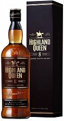 Highland Queen 8 YO Set 6 Bottles