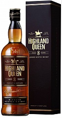 Виски Highland Queen 8 YO Set 6 Bottles