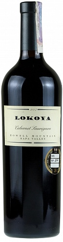 Lokoya  Cabernet Sauvignon Howell Mountain 2007